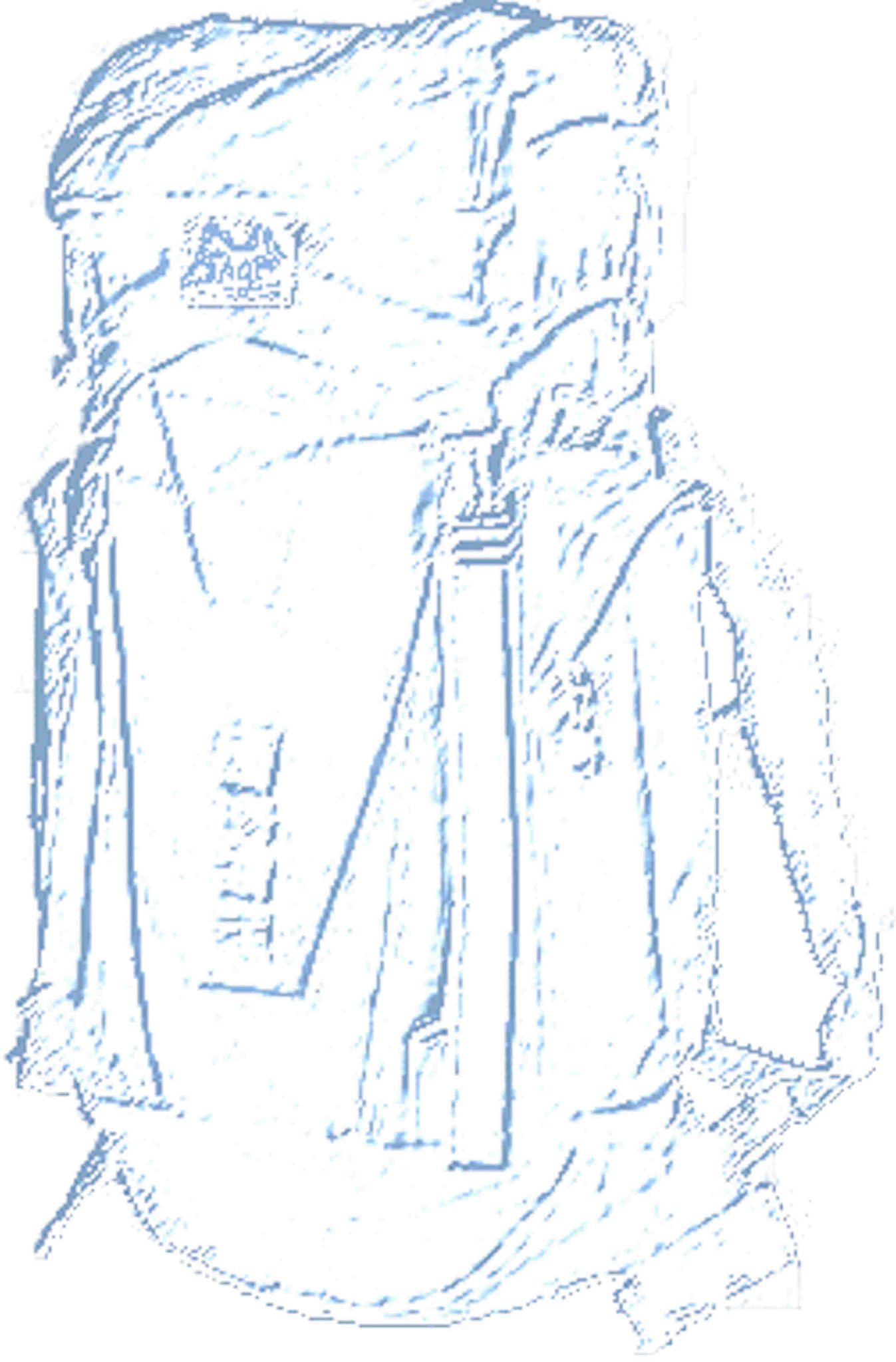 Sherpa's rucksack